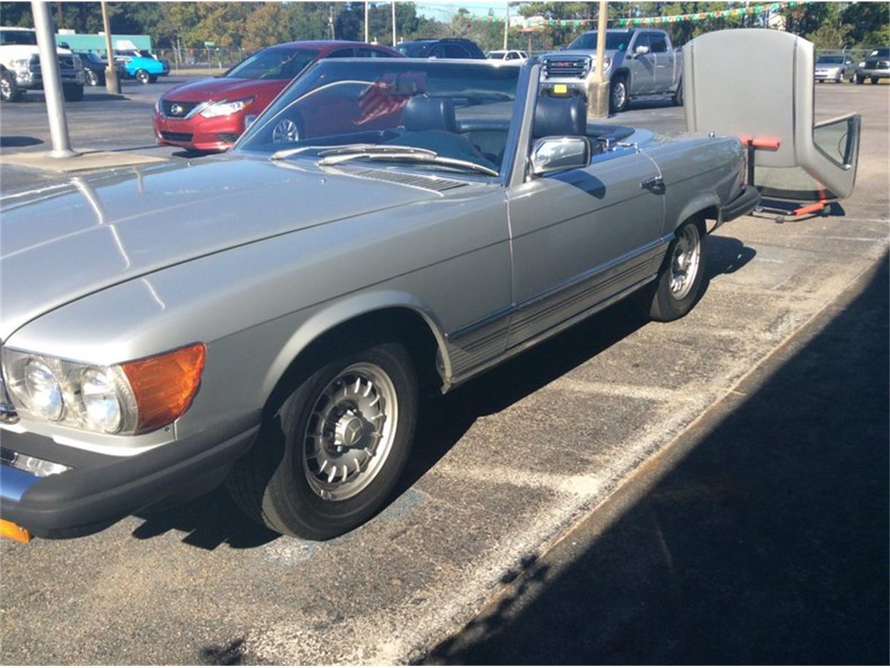 1982 Mercedes-Benz SL380 (CC-1412458) for sale in Greensboro, North Carolina