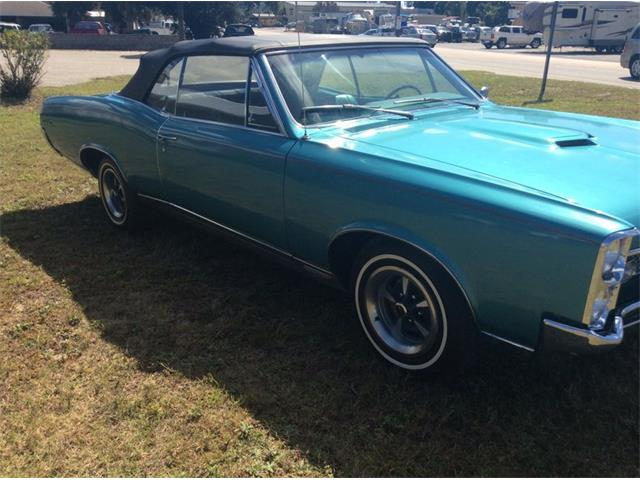 1967 Pontiac GTO (CC-1412462) for sale in Greensboro, North Carolina