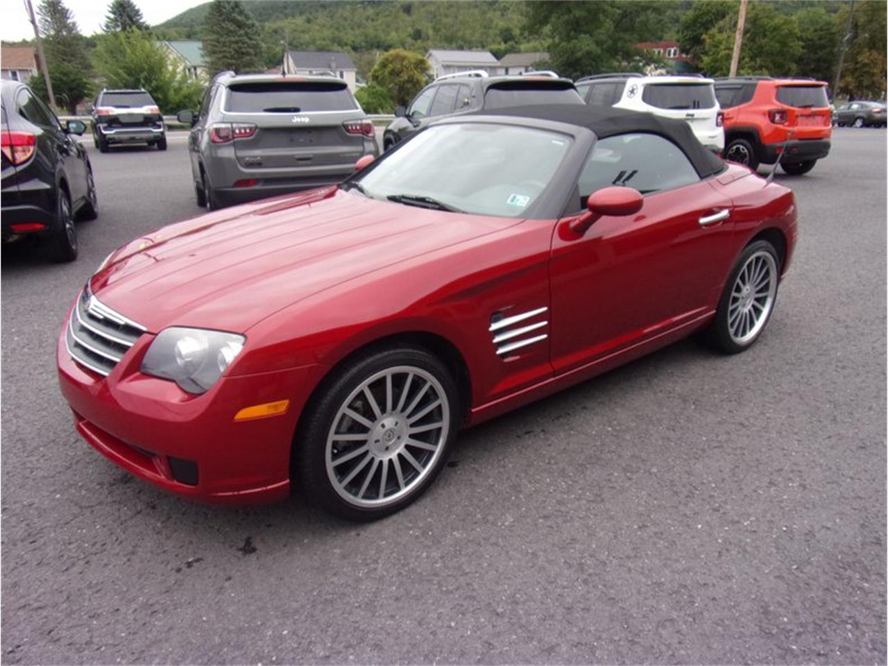 2006 Chrysler Crossfire (CC-1412463) for sale in Greensboro, North Carolina