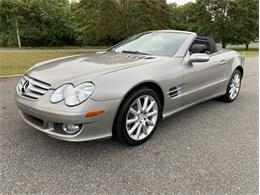 2007 Mercedes-Benz SL-Class (CC-1412465) for sale in Greensboro, North Carolina