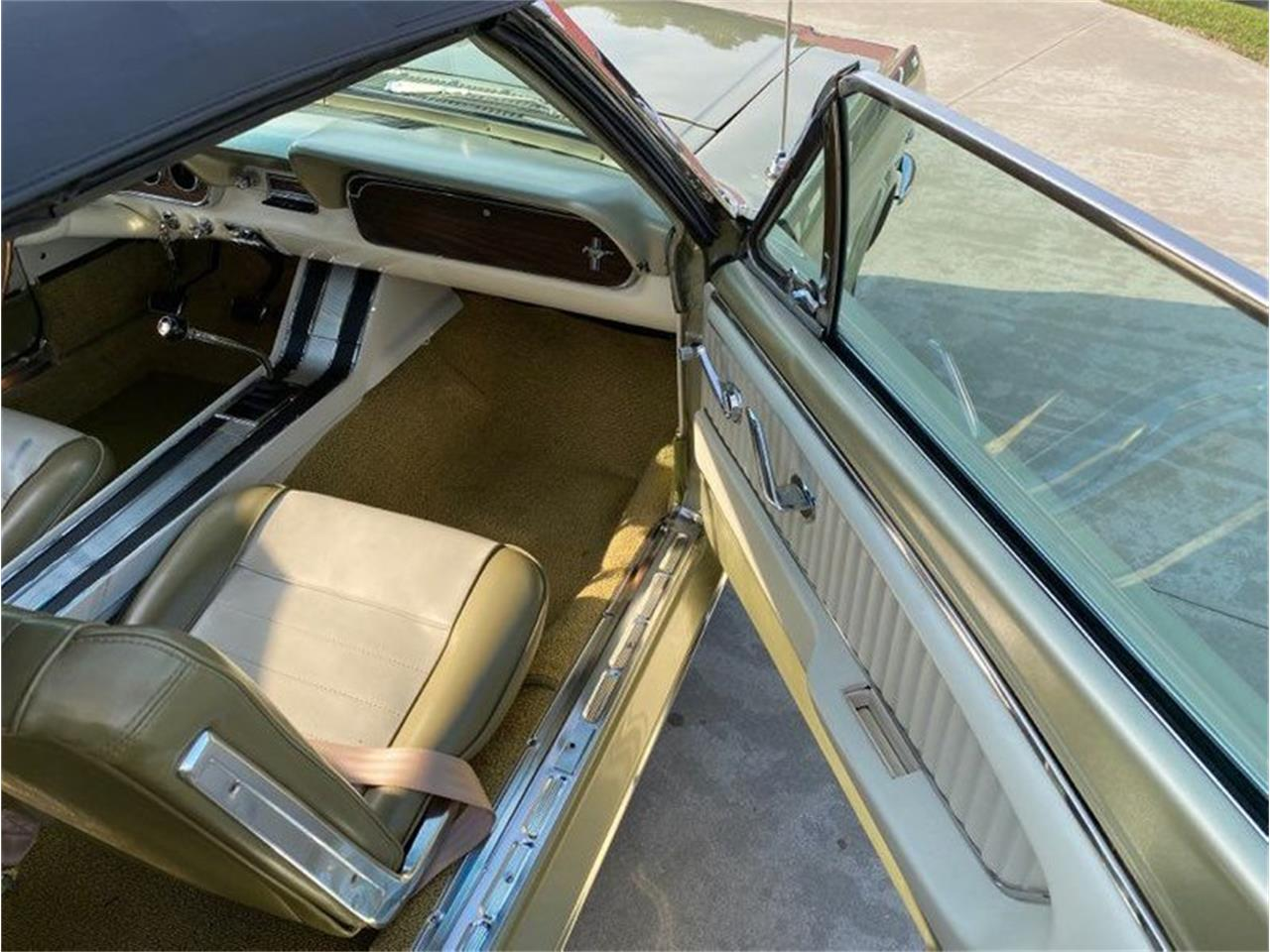 1966 Ford Mustang (CC-1412468) for sale in Greensboro, North Carolina
