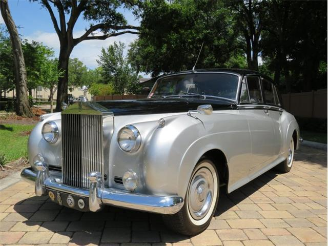 1960 Rolls-Royce Silver Cloud (CC-1412474) for sale in Lakeland, Florida