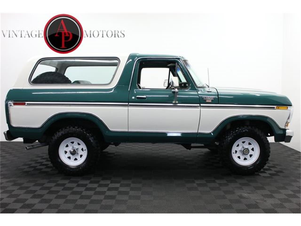1979 Ford Bronco (CC-1412475) for sale in Statesville, North Carolina