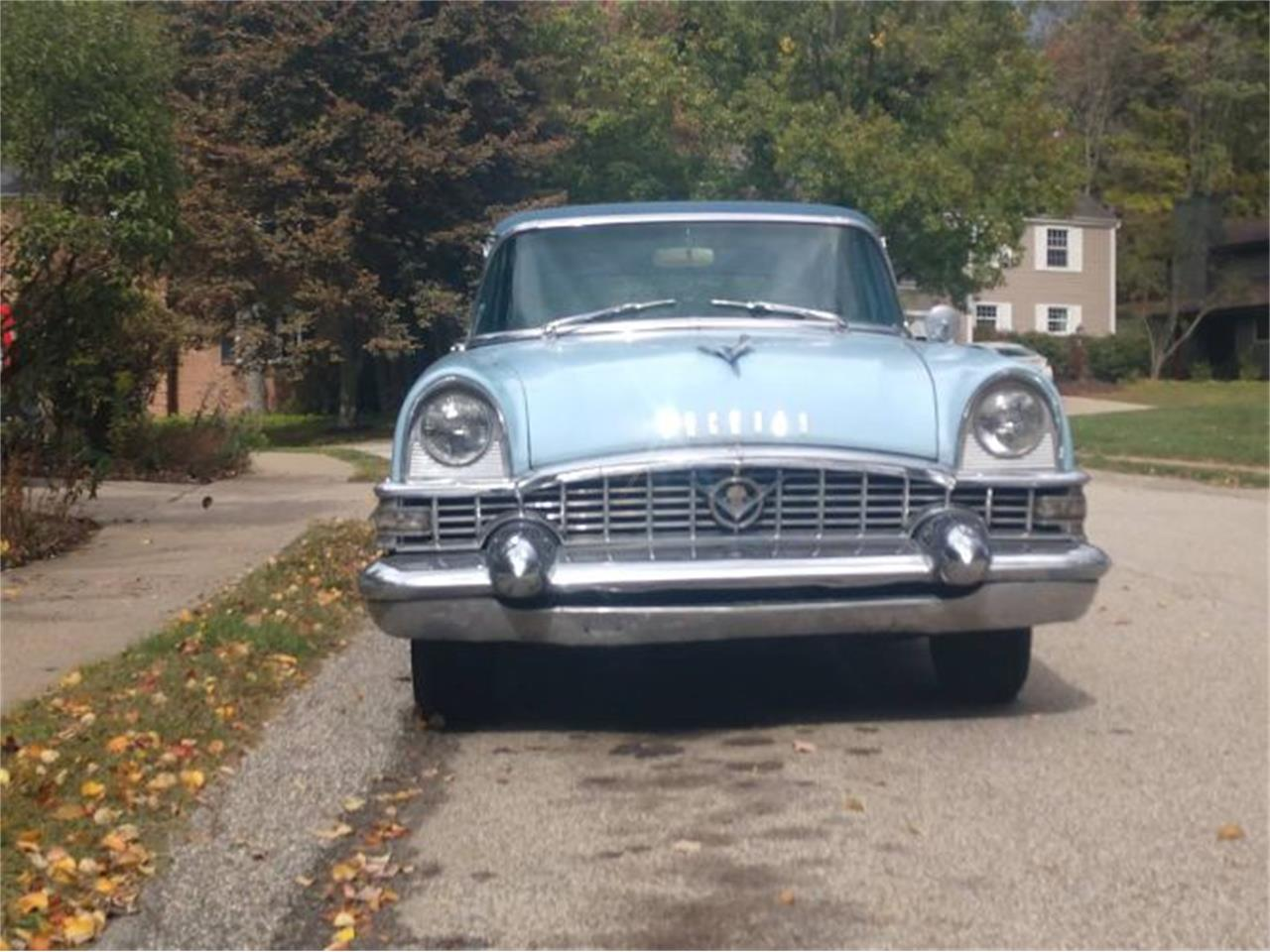 1955 Packard Patrician (CC-1412477) for sale in Cadillac, Michigan