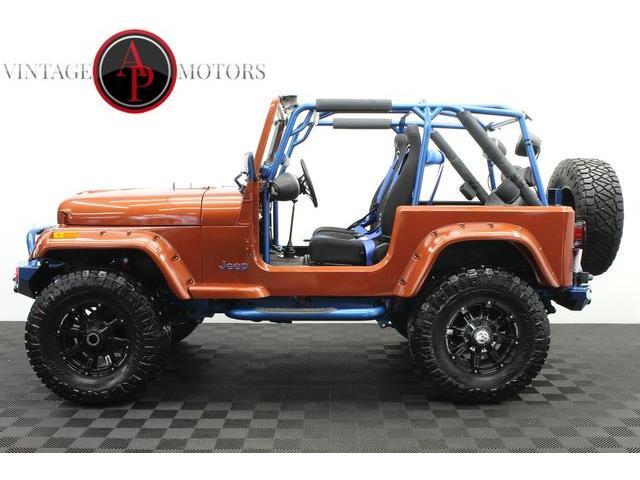 1983 Jeep CJ7 (CC-1412478) for sale in Statesville, North Carolina