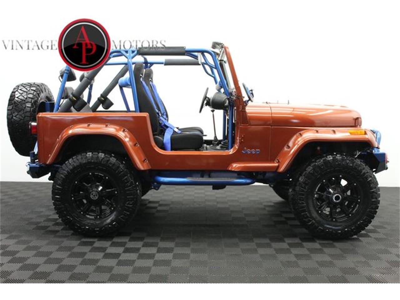 1983 Jeep CJ7 (CC-1412478) for sale in Statesville, North Carolina