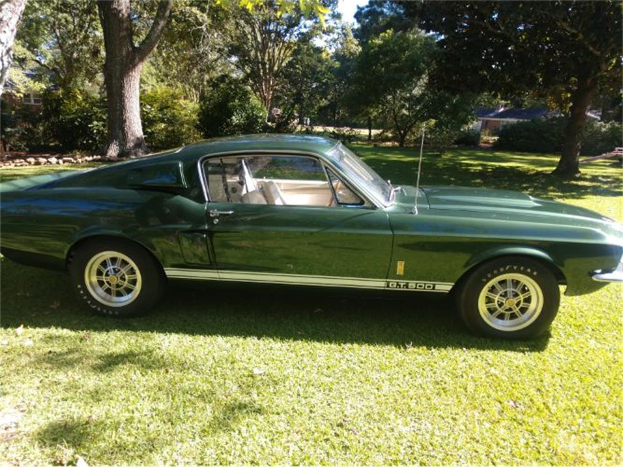 1967 Ford Mustang (CC-1412485) for sale in Cadillac, Michigan