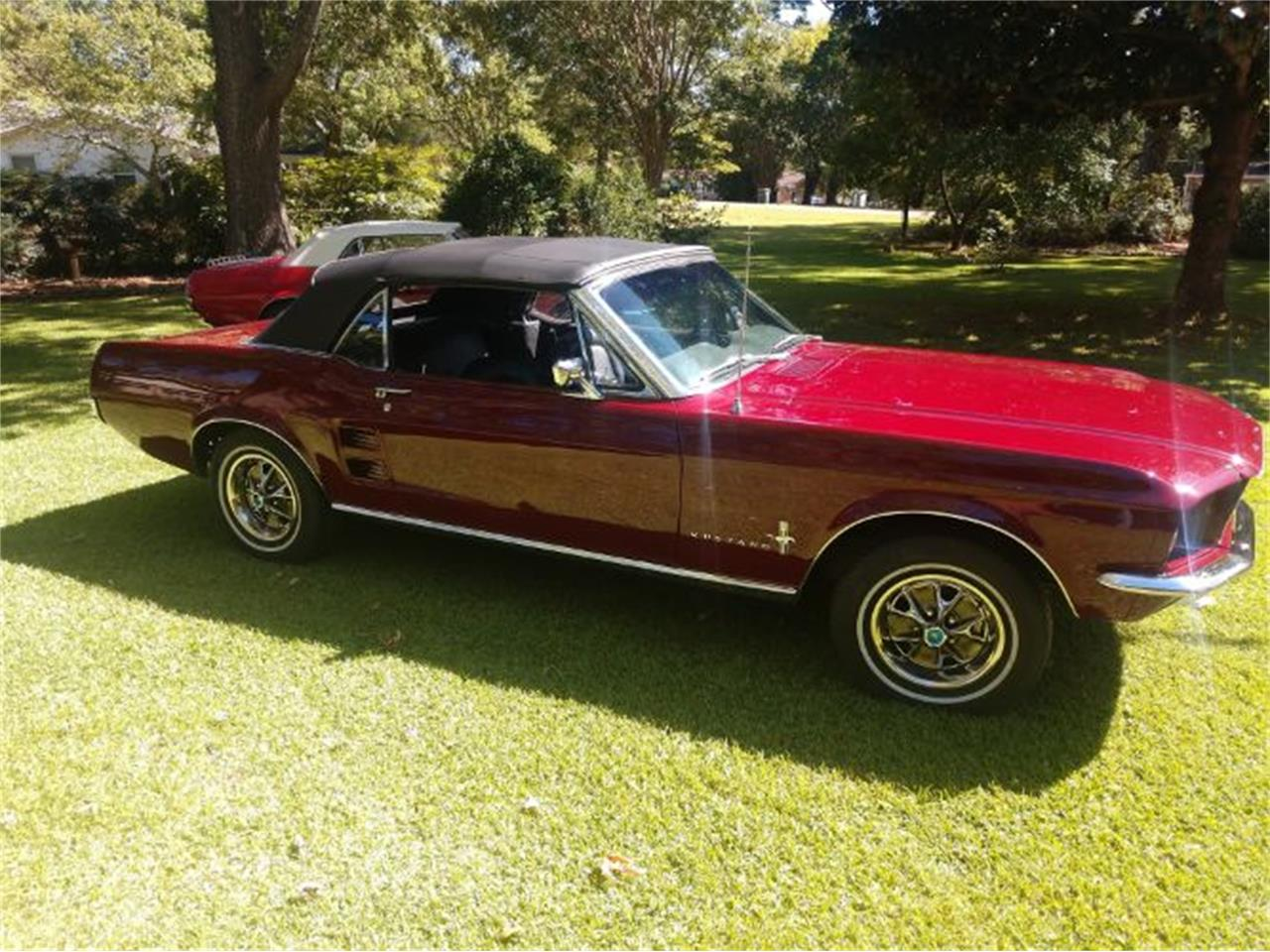 1967 Ford Mustang (CC-1412488) for sale in Cadillac, Michigan