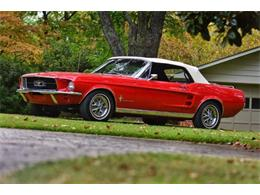1967 Ford Mustang (CC-1412489) for sale in Cadillac, Michigan