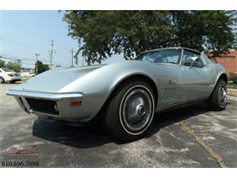 1969 Chevrolet Corvette (CC-1410249) for sale in West Chester, Pennsylvania