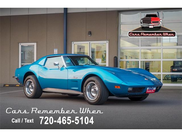 1973 Chevrolet Corvette (CC-1412499) for sale in Englewood, Colorado