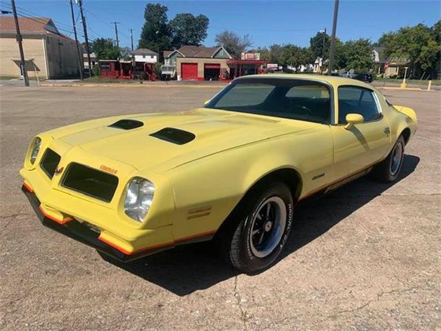 1976 Pontiac Firebird Formula (CC-1410025) for sale in Denison, Texas