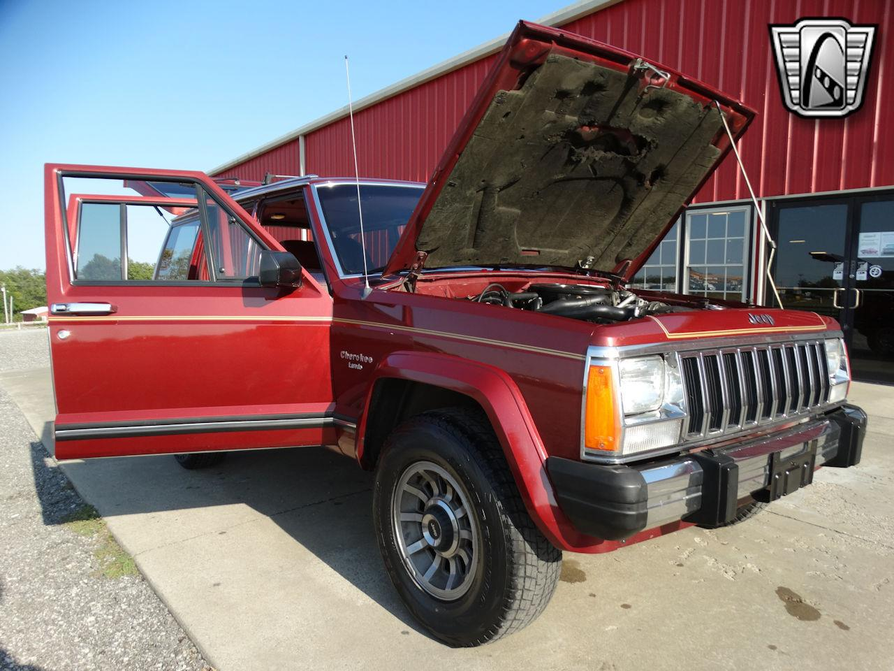 1986 Jeep Cherokee (CC-1412500) for sale in O'Fallon, Illinois