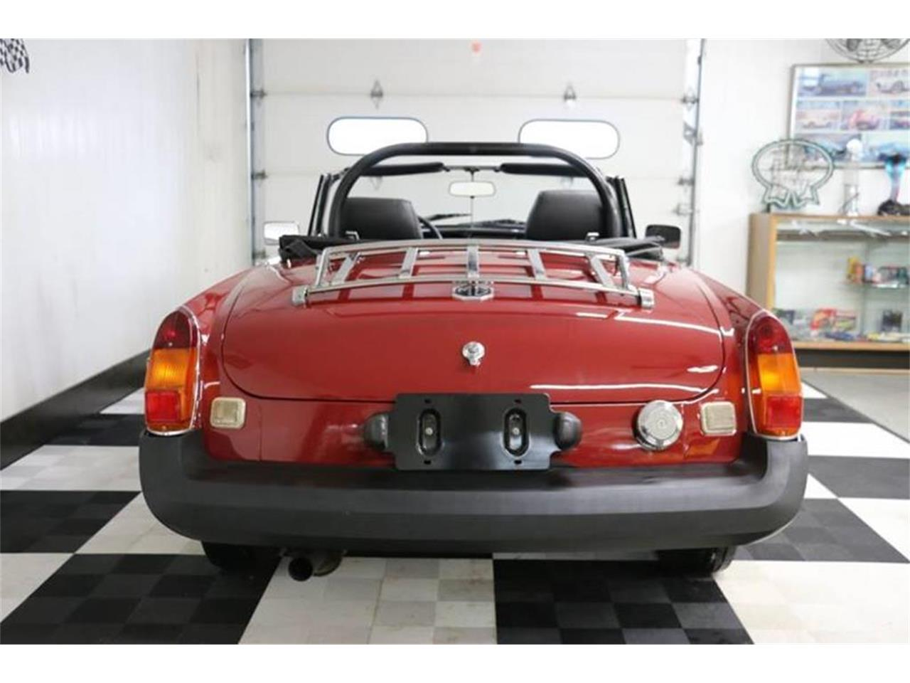 1977 MG MGB (CC-1412509) for sale in Stratford, Wisconsin