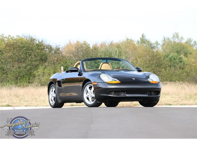 1998 Porsche Boxster (CC-1412510) for sale in Stratford, Wisconsin