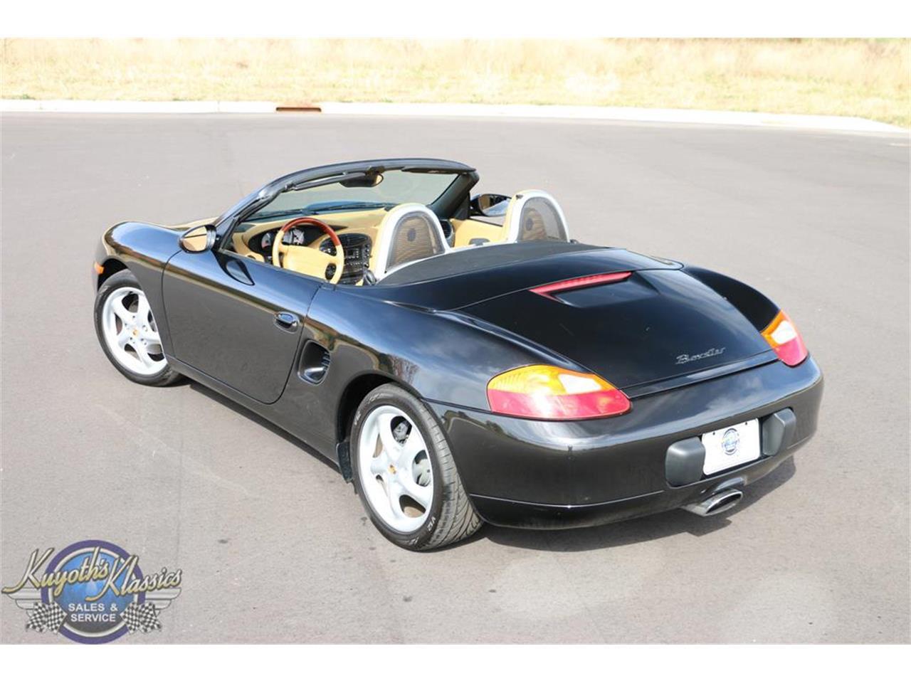 1998 Porsche Boxster (CC-1412510) for sale in Stratford, Wisconsin