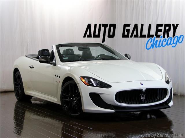 2013 Maserati GranTurismo (CC-1412512) for sale in Addison, Illinois