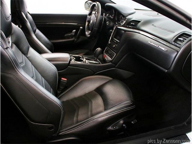 2013 Maserati GranTurismo (CC-1412512) for sale in Addison, Illinois