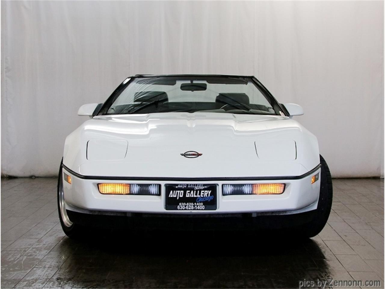 1990 Chevrolet Corvette (CC-1412532) for sale in Addison, Illinois