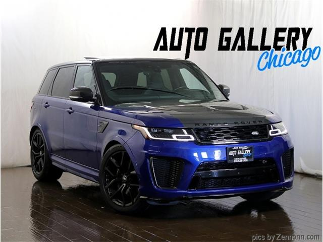 2018 Land Rover Range Rover Sport (CC-1412535) for sale in Addison, Illinois