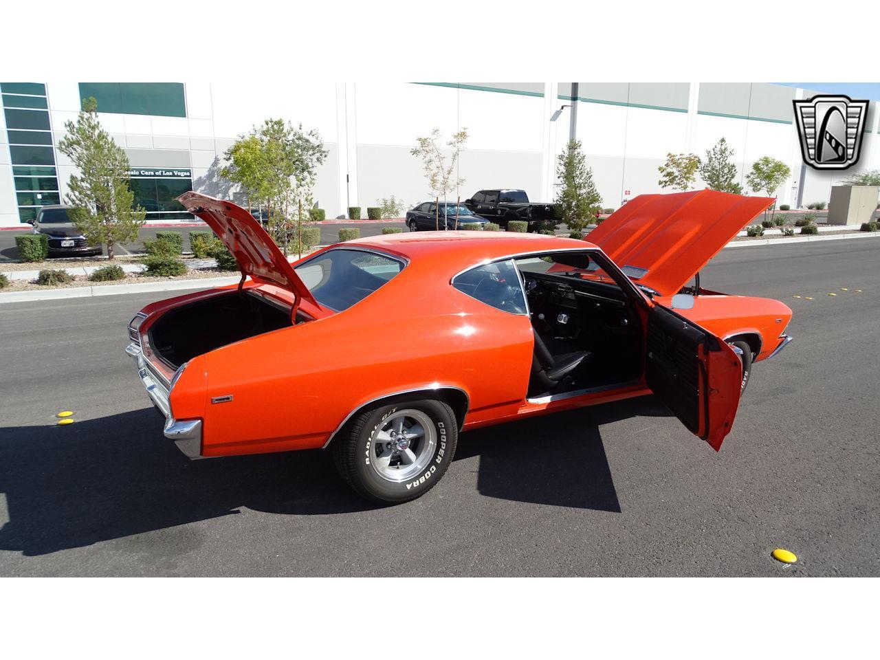 1969 Chevrolet Chevelle (CC-1412538) for sale in O'Fallon, Illinois