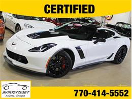 2018 Chevrolet Corvette (CC-1412543) for sale in Atlanta, Georgia