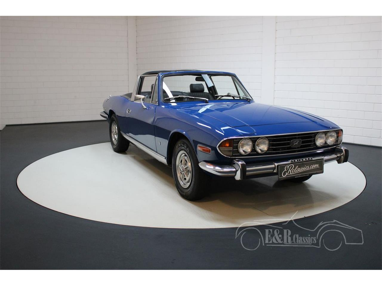 1975 Triumph Stag (CC-1412545) for sale in Waalwijk, Noord-Brabant