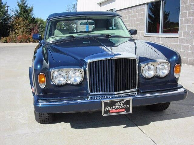 1989 Bentley Continental (CC-1412570) for sale in Greenwood, Indiana