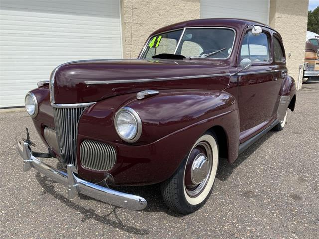 1941 Ford Deluxe (CC-1412575) for sale in Ham Lake, Minnesota