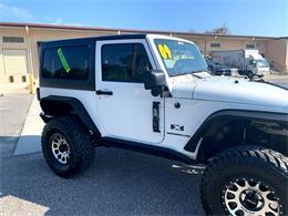 2009 Jeep Wrangler (CC-1412580) for sale in Tavares, Florida