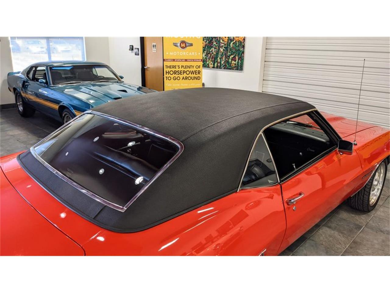1969 Chevrolet Camaro (CC-1412588) for sale in Austin, Texas