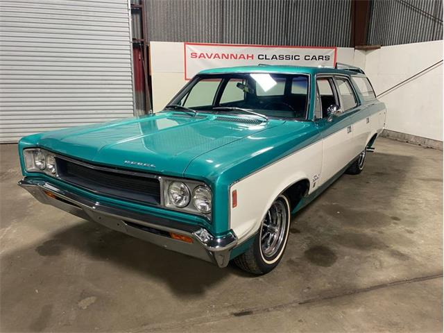 1968 AMC Rebel (CC-1412591) for sale in Savannah, Georgia