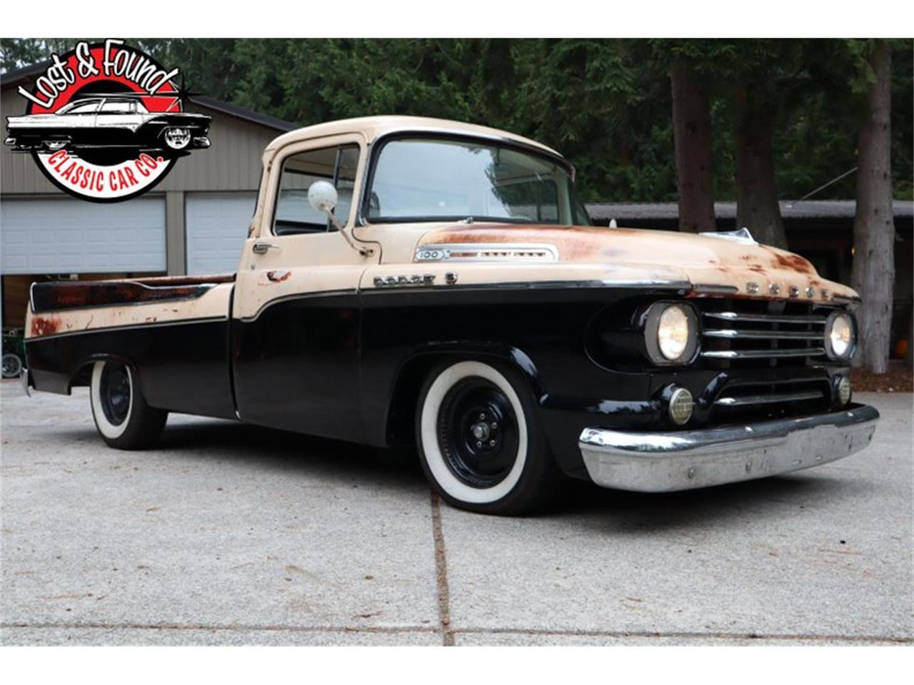 1958 Dodge D100 (CC-1412599) for sale in Mount Vernon, Washington