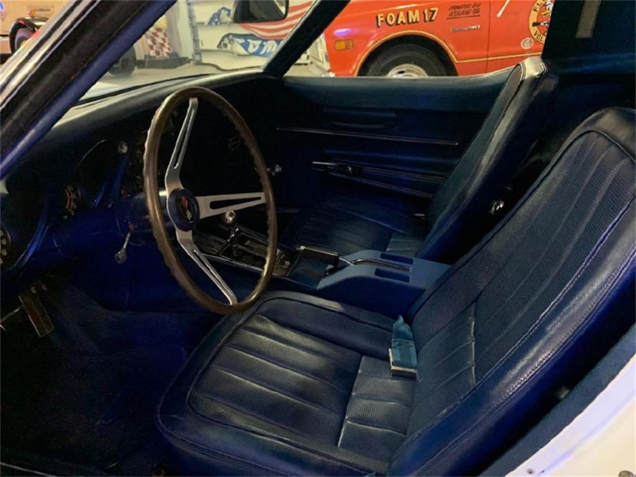 1968 Chevrolet Corvette (CC-1412604) for sale in Belmont, Ohio