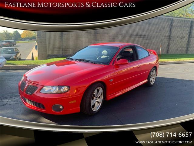 2004 Pontiac GTO (CC-1412606) for sale in Addison, Illinois