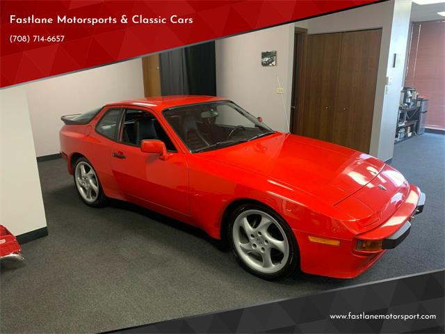 1983 Porsche 944 (CC-1412610) for sale in Addison, Illinois