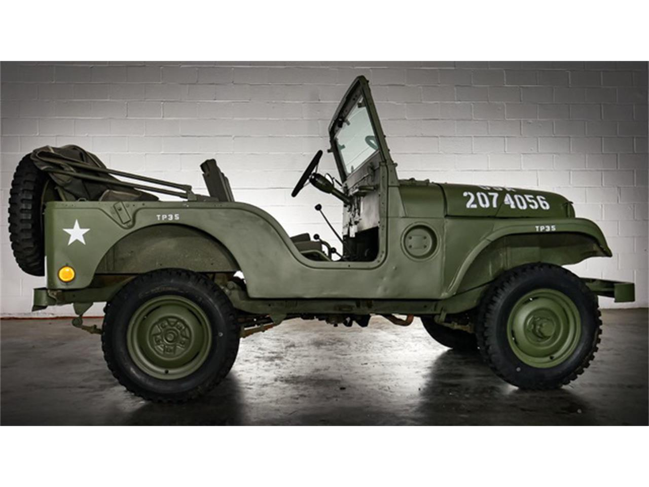 1954 willys jeep for sale classiccars.com cc-1412616