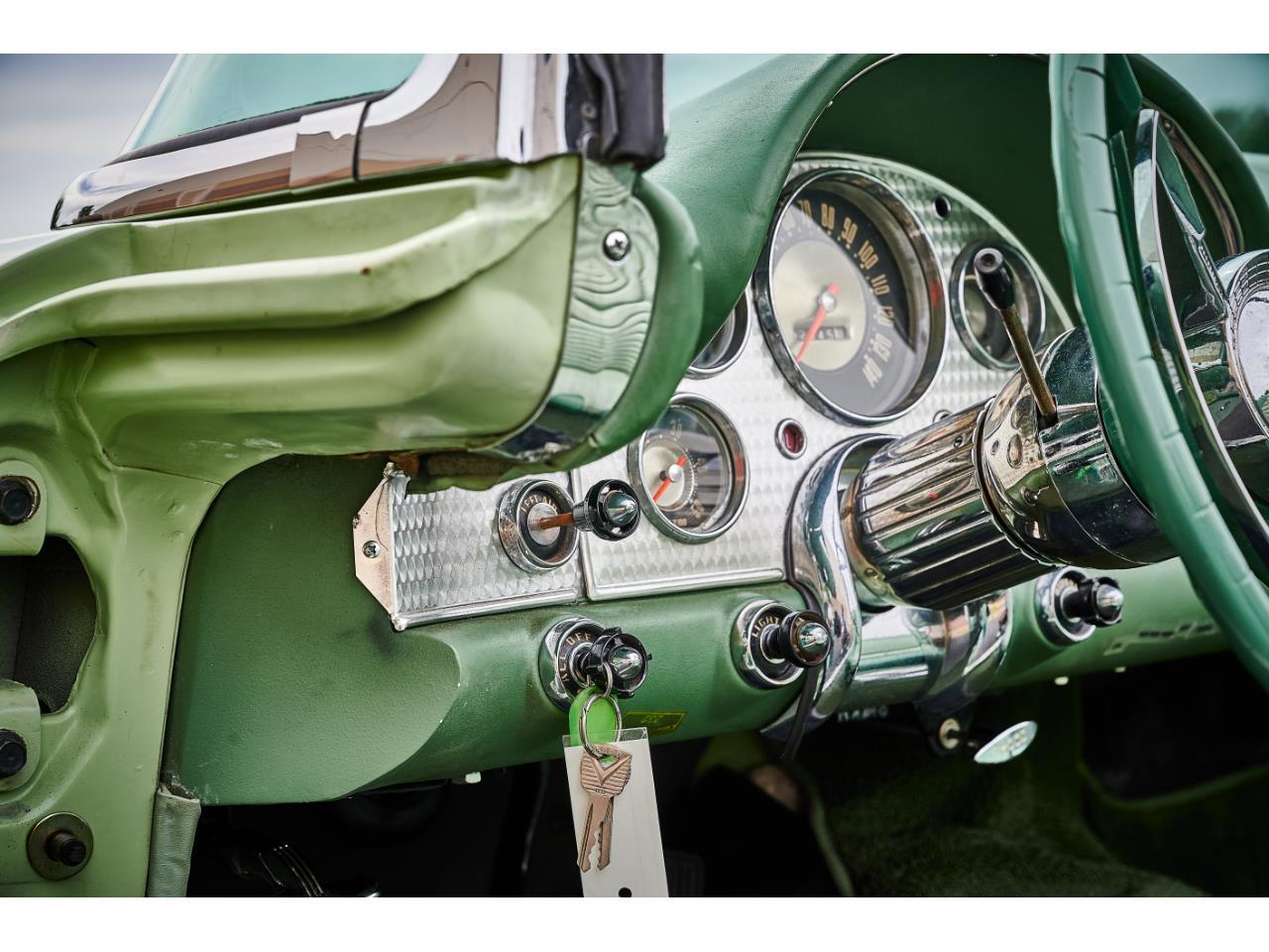 1957 Ford Thunderbird (CC-1412621) for sale in O'Fallon, Illinois