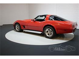 1981 Chevrolet Corvette (CC-1412622) for sale in Waalwijk, Noord-Brabant