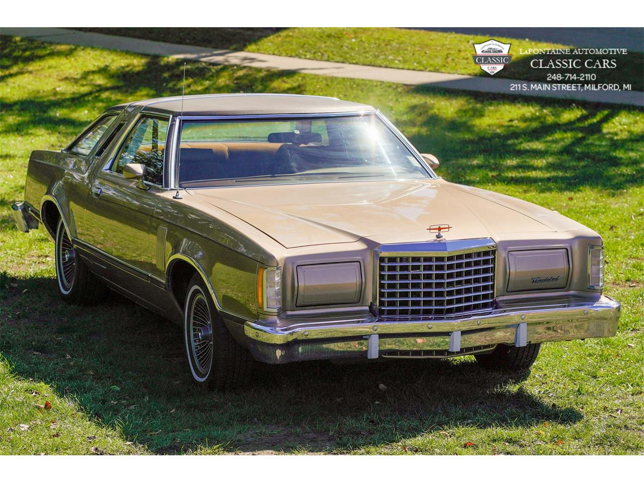1977 Ford Thunderbird (CC-1412624) for sale in Milford, Michigan