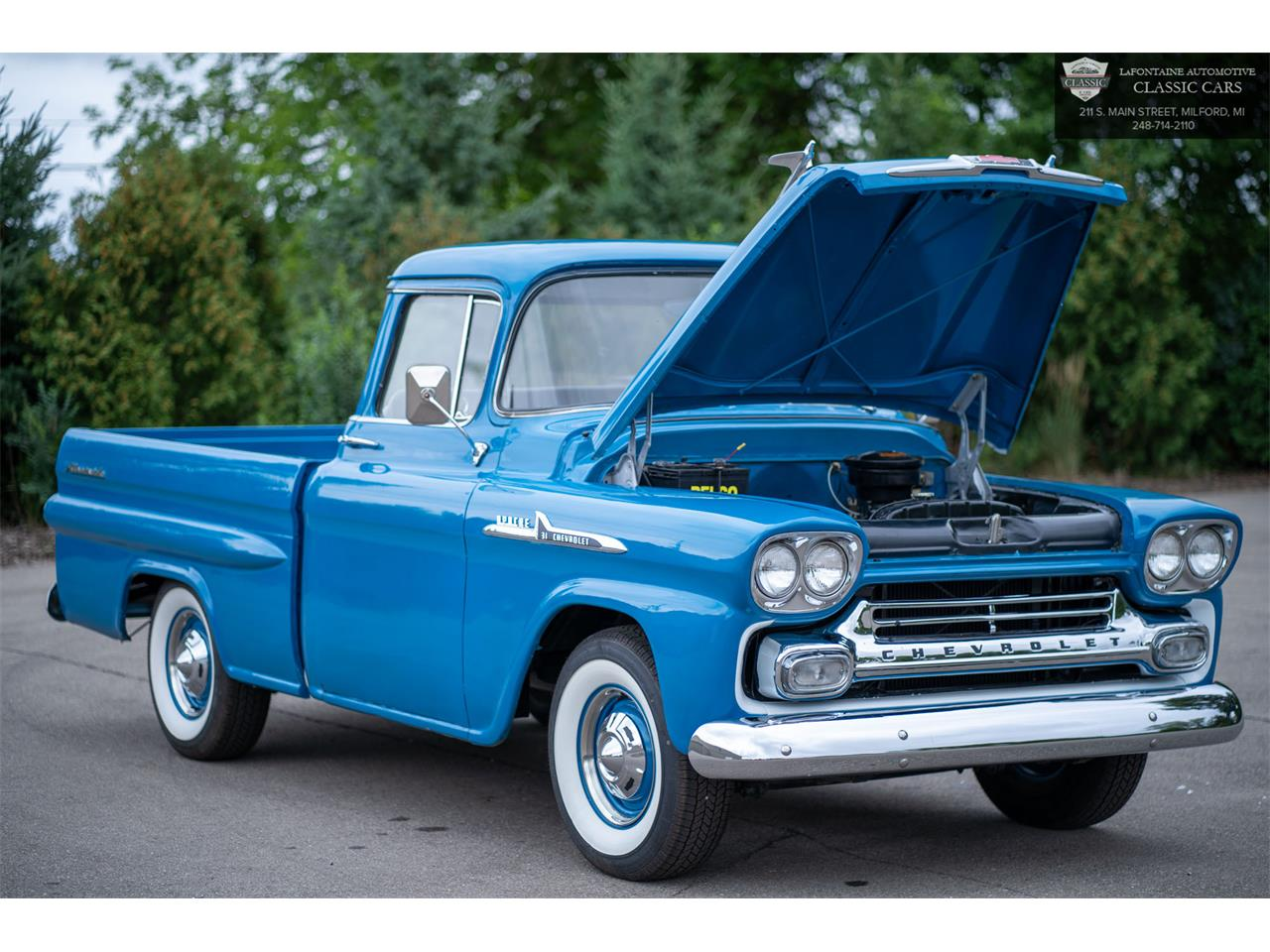 1958 Chevrolet Apache (CC-1412627) for sale in Milford, Michigan