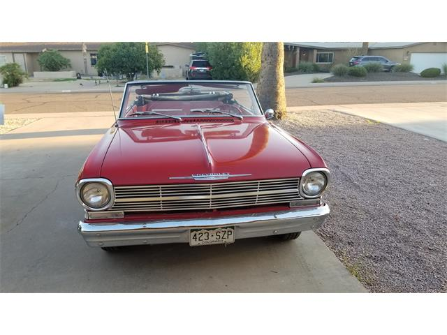 1962 Chevrolet Nova II (CC-1412639) for sale in Phoenix, Arizona