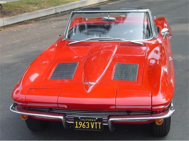 1963 Chevrolet Corvette Stingray (CC-1412645) for sale in CHATSWORTH, California