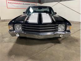 1972 Chevrolet El Camino (CC-1410265) for sale in Savannah, Georgia