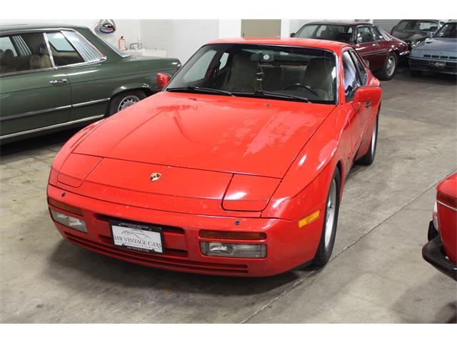 1986 Porsche 944 (CC-1412650) for sale in Strongsville, Ohio