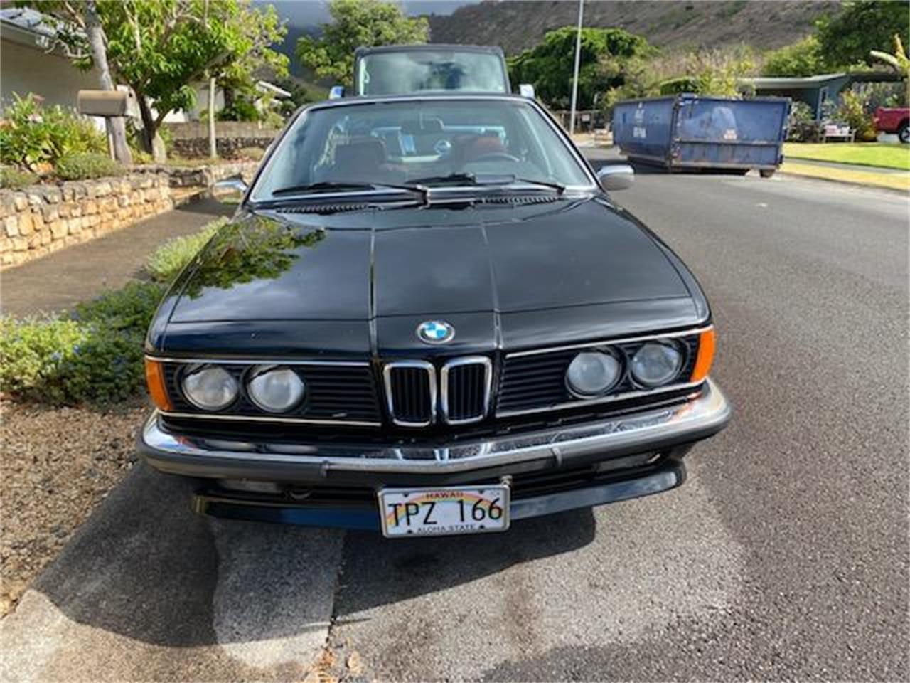 1985 BMW 635csi (CC-1412652) for sale in Honolulu, Hawaii