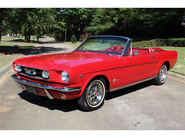 1966 Ford Mustang (CC-1412654) for sale in Roswell, Georgia