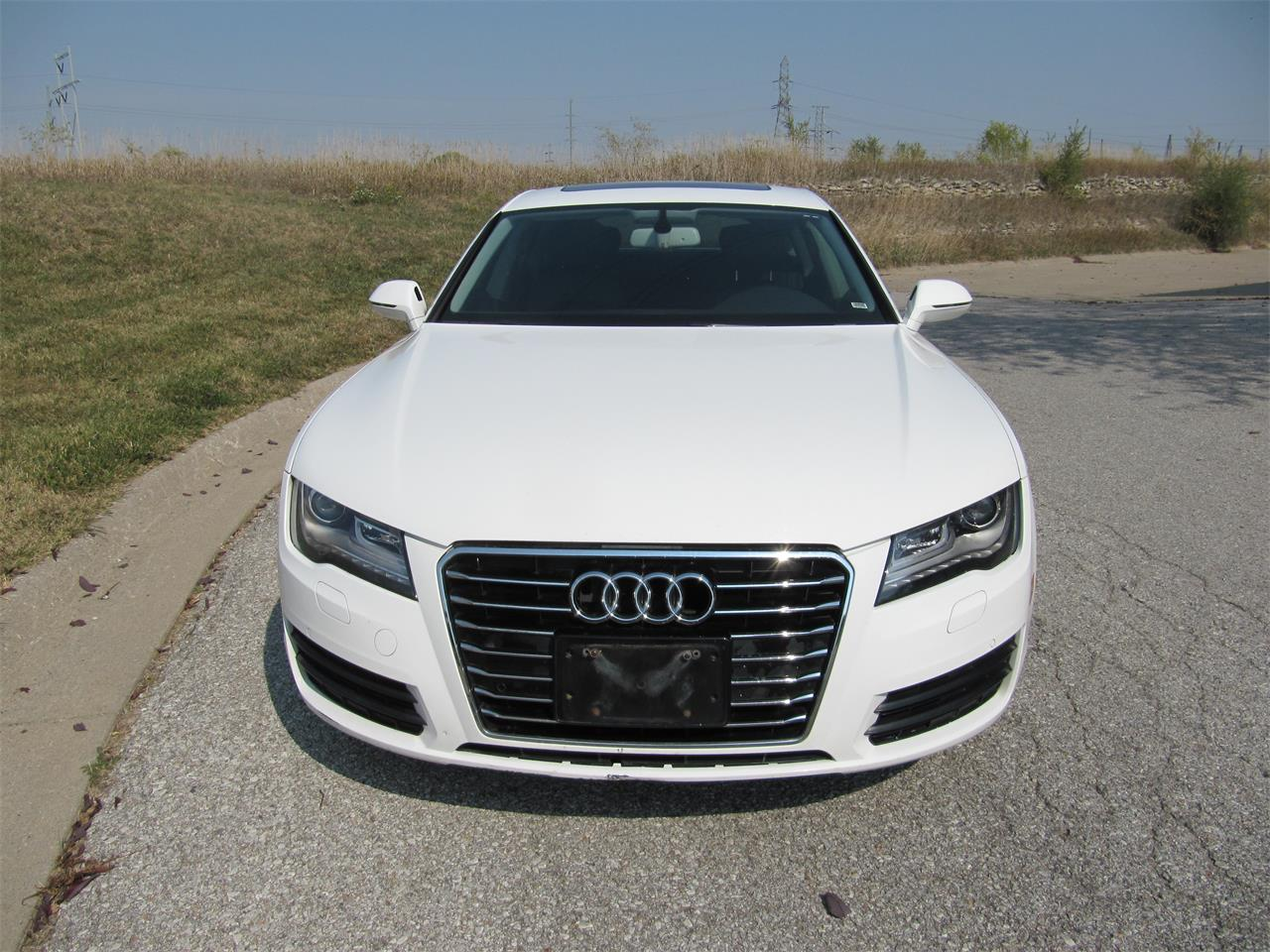 2012 Audi A6 (CC-1412658) for sale in Omaha, Nebraska