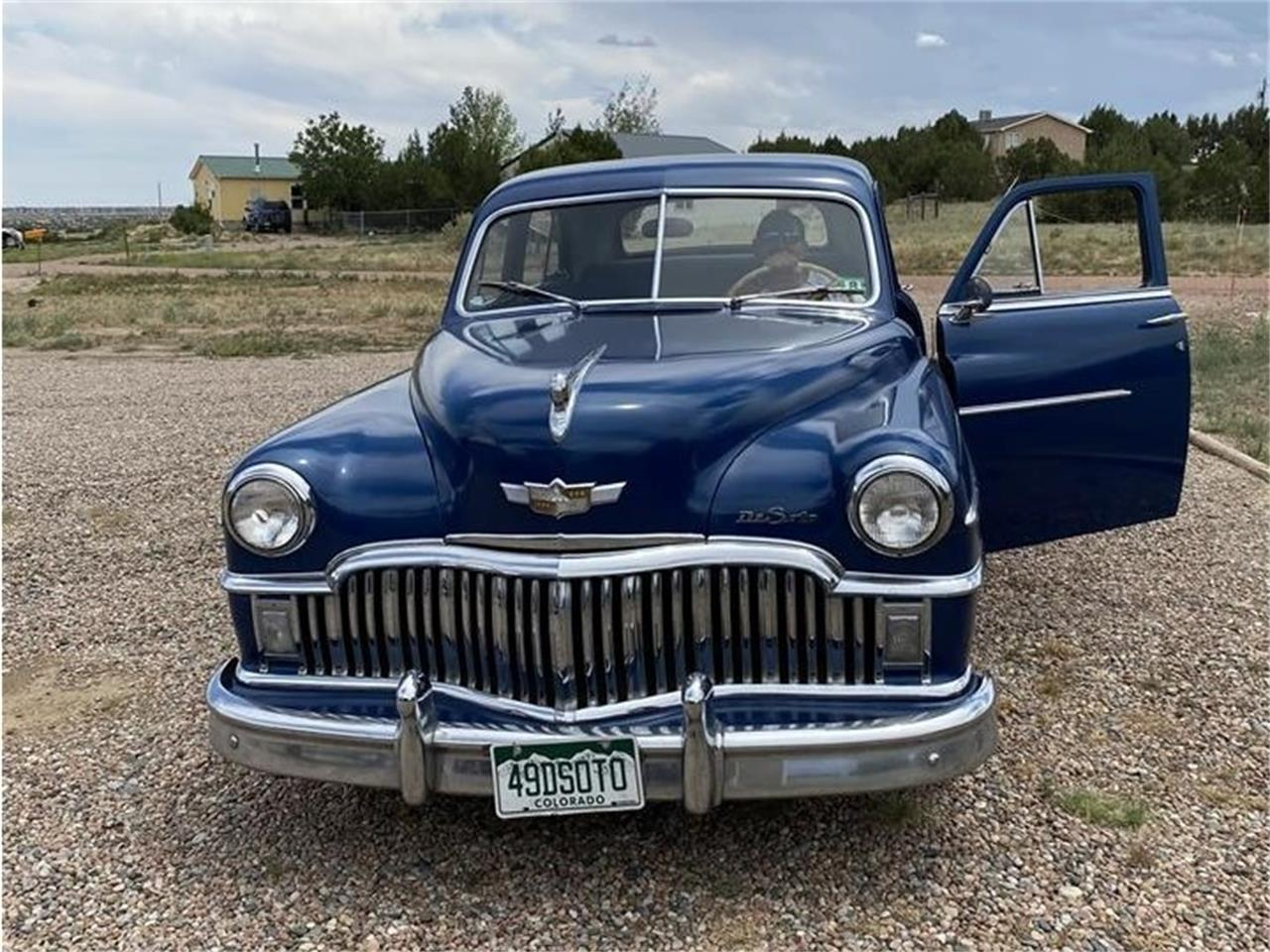 1949 DeSoto 4-Dr Sedan (CC-1412666) for sale in Rockvale, Colorado