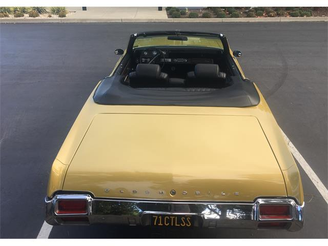1971 Oldsmobile Cutlass Supreme (CC-1412667) for sale in San Carlos, California